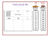 Introduction to Place Value with Tina and Hunter
