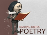 Introduction to Poetry - Notes & Powerpoint