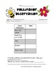 Introduction to Pollination--connecting to the 2nd grade N