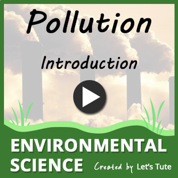 Introduction to Pollution   Environmental Pollution
