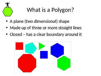 Introduction to Polygons Powerpoint