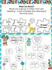 Introduction to Prefixes Lap Book- Silly World Themed