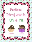 Introduction to Prefixes un- and re-