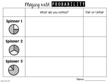 Playing with Probability
