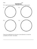 Introduction to Probability Activity Worksheet FREEBIE