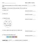 Introduction to Probability Guided Notes