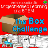 Introduction to Project Based Learning and STEM - Box Challenge