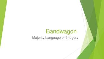Propaganda: Introduction to Propaganda and Bandwagon Technique