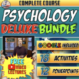 Introduction to Psychology Deluxe Bundle