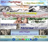 Introduction to Psychology -Interactive Smart Curriculum