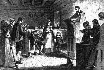 Introduction to Puritan Society