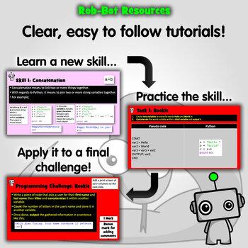 Introduction to Python Programming Part 6: Manipulating