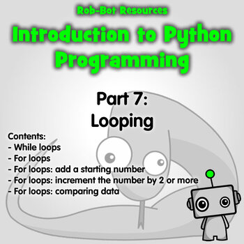 Introduction to Python Programming Part 8: Looping