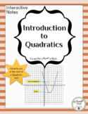 Introduction to Quadratic Interactive Notes