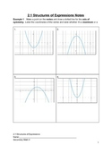 Introduction to Quadratics Lesson 1 of 6