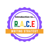Introduction to R.A.C.E Writing Strategy
