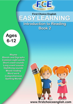 Introduction to Reading Book 2 (The Long Vowels)