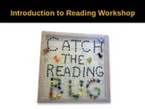 Introduction to Reading Workshop Professional Development