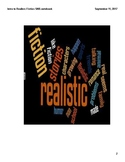 Introduction to Realistic Fiction Lessons
