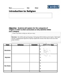 Introduction to Religion Readings