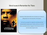 Introduction to Remember the Titans and film techniques