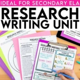 Research Paper Writing: PowerPoint, Resources, MLA Format