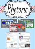 Introduction to Rhetoric Presentation and Notes