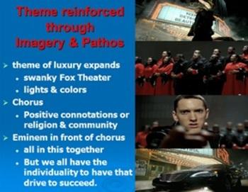 Introduction to Rhetoric Starring Eminem