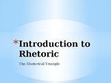 Introduction to Rhetoric - The Rhetorical Triangle