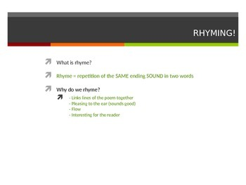 Introduction to Rhyme Scheme with Robert Frost