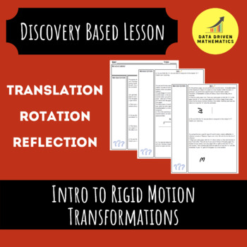 Introduction to Rigid Motion Transformations