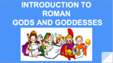 Introduction to Roman Gods and Goddesses