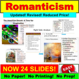 Introduction to Romanticism PowerPoint