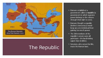 Introduction to Rome/Roman History