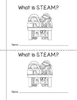 Introduction to STEAM Mini-Book