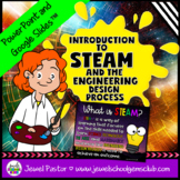 Introduction to STEAM and the Engineering Design Process PowerPoint