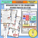 Introduction to STEM And The Engineering Design Process  P