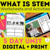 What is STEM Digital Unit | Google Slides  Distance Learning