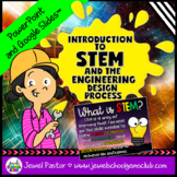 Introduction to STEM and the Engineering Design Process Po