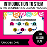Introduction to STEM & the Engineering Process Lesson Plan