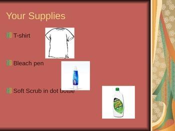 Introduction to Safe Bleach Pen Designs