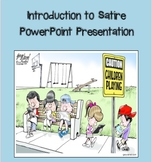 Introduction to Satire PowerPoint Presentation
