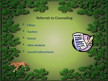 Introduction to School Counseling...Upper Elementary