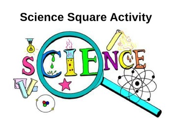Introduction to Science Activity