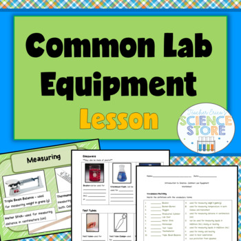 Common Lab Equipment Lesson