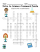 Introduction to Science Crossword Puzzle