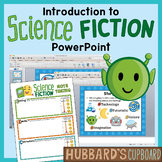 Introduction to Science Fiction Genre PPT. Using Setting, Events, & Characters