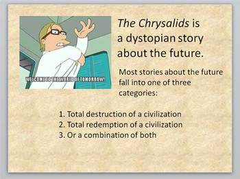 Introduction to Science Fiction and The Chrysalids
