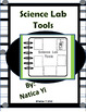 Introduction to Science Lab Tools Lab Safety Cut and Paste
