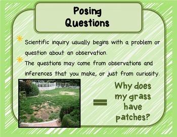 Scientific Inquiry and Method Lesson